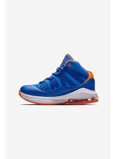 Lescon Junior Bounce 2 Saks Çocuk Basketbol Ayakkabısı Mavi